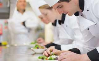 Конкурсы шеф поваров в москве