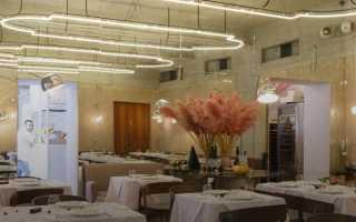 Regent by rico ресторан меню