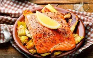 Экзотические блюда из рыбы