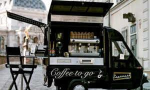 Машины с кофейным оборудованием