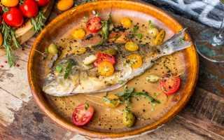Рыбные блюда ресторанов фото
