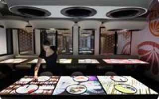 Умный ресторан москва