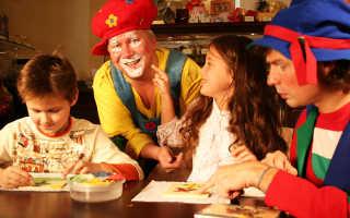 Как развлечь детей в кафе