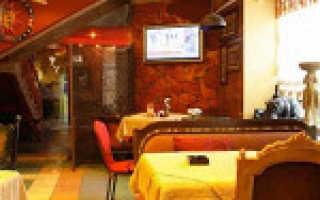Конкиста ресторан екатеринбург