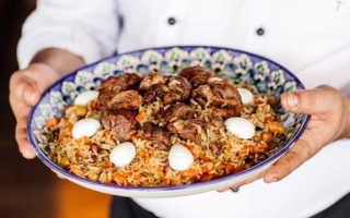 Франшиза узбекской кухни