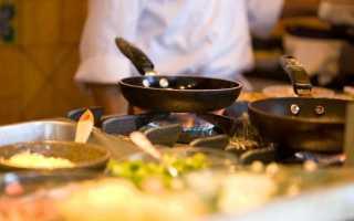 Что должен уметь делать повар