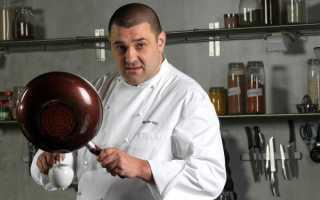 Юрий рожков повар википедия