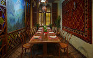 Кавказская пленница ресторан москва