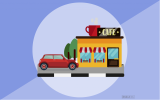 Виды придорожного кафе