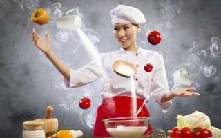 Нормы приготовления блюд для повара
