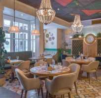Киану ресторан меню