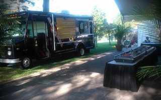 Бизнес кухня на колесах