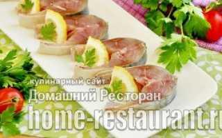 Блюда из рыбы ресторанной кухни