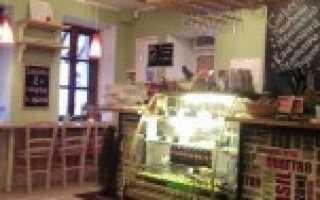 Кафе бар павелецкая