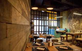 Фани кабани ресторан официальный