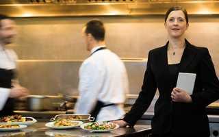 Навыки администратора ресторана