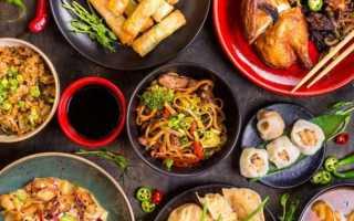 Китайская кухня особенности