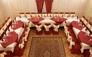 Офицерское собрание ресторан москва