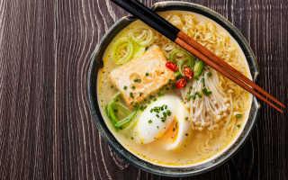Любимое японское блюдо в россии