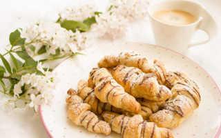 Европейский завтрак меню