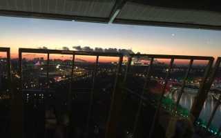 Ран ресторан sky lounge