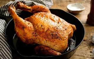 Блюда из курицы от шефа