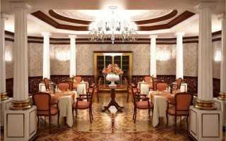 Чем отличается ресторан от столовой