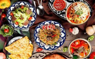 Рестораны узбекской кухни в москве рейтинг лучших
