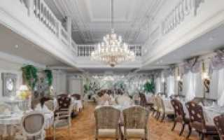 Гусятникоff ресторан москва официальный сайт