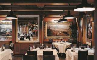 Assunta madre ресторан поварская 52