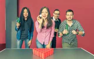 Игры в баре для компании