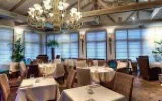 Рестораны европейской кухни в москве