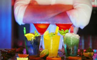 Основные функции бармена