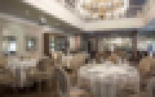 Гусятников ресторан москва