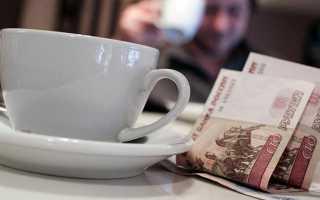 Ценообразование в кафе