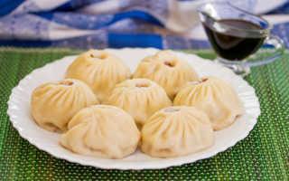Кухня народов сибири
