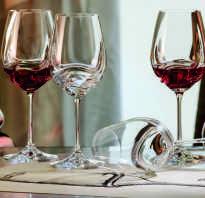 Бокалы для алкогольных напитков виды
