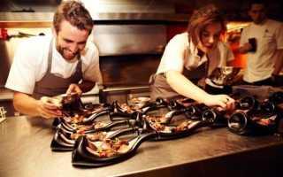 Должностные обязанности работников ресторана