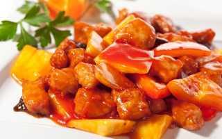 Продукты для китайской кухни