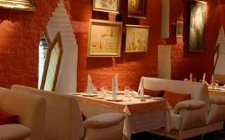 Китайгородская стена ресторан официальный сайт