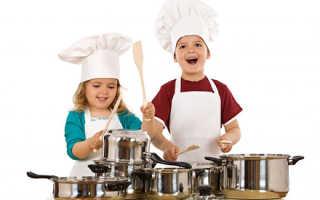 Маркировка кухонного инвентаря в общепите