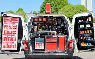 Торговля кофе с машины