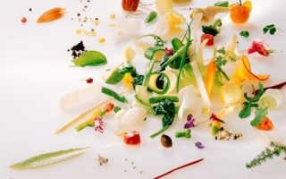 Ресторанные блюда фото